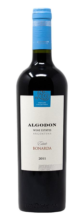 2011 Algodon Bonarda Rotwein trocken aus Argentinien