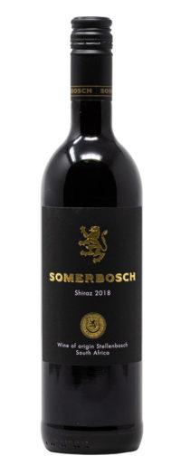 2018 Somerbosch Rotwein trocken aus Südafrika