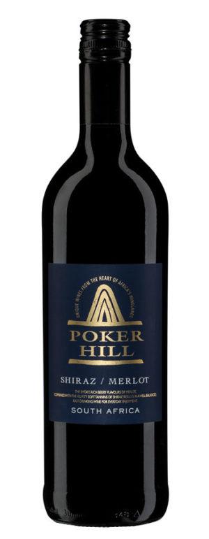 Somerbosch Poker Hill Rotwein trocken aus Südafrika