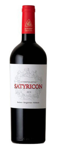 2013 La Vierge Satyricon Rotwein Sangiovese aus Südafrika