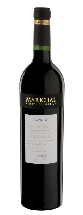 2015 Bodega Marichal Tannat Reserva Rotwein aus Uruguay