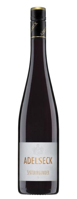 2017 Adelseck Spätburgunder -S- Rotwein trocken aus Sarmsheim an der NAhe in Deutschland