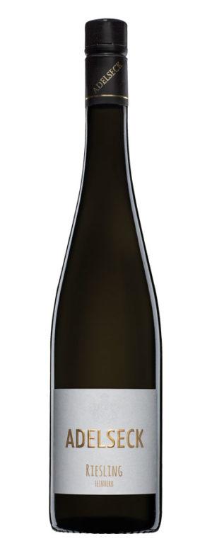 2018 Adelseck Riesling Weißwein feinherb aus Sarmsheim an der Nahe in Deutschland