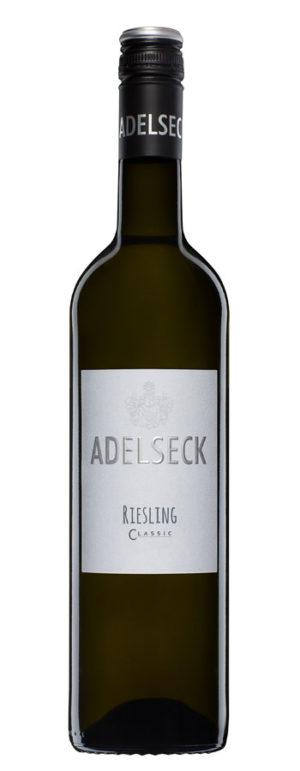 2019 Adelseck Riesling Classic Weißwein aus Sarmsheim an der Nahe in Deutschland