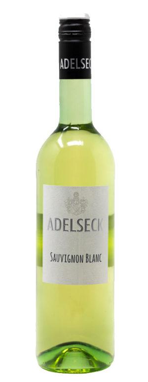 2019 Adelseck Sauvignon Blanc Weißwein trocken aus Sarmsheim an der NAhe in Deutschland