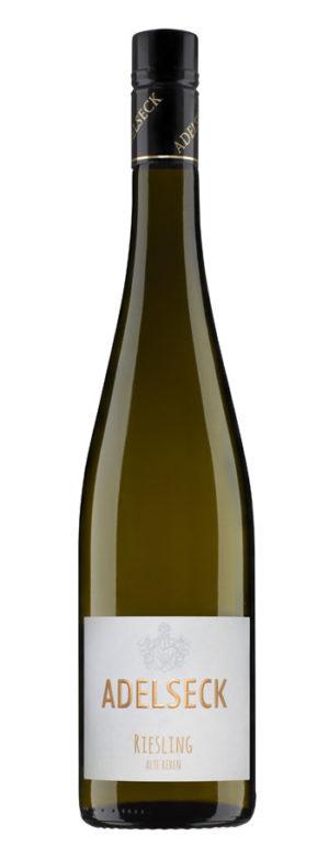 2019 Adelseck Riesling Alte Reben Weißwein trocken aus Sarmsheim an der Nahe in Deutschland