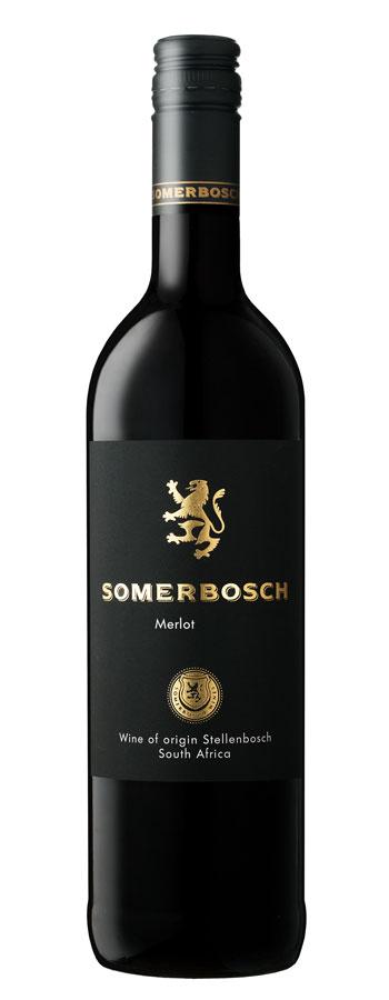 2015 Somerbosch Merlot Rotwein trocken aus Südafrika