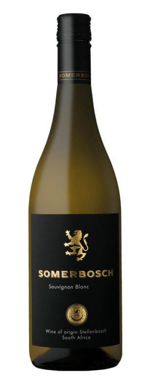 2019 Somerbosch Sauvignon Blanc Weißwein trocken aus Südafrika