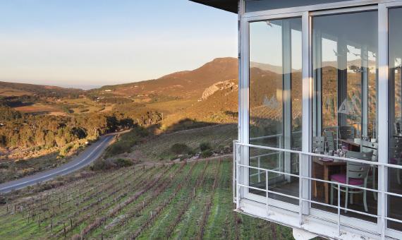 La Vierge Weingut in Südafrika