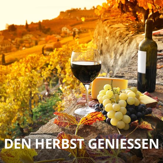 Weinmoment Herbst